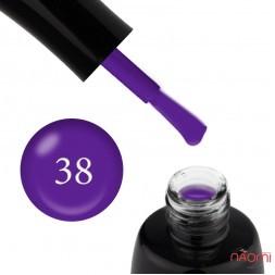 Гель-лак LUXTON 038 фіолетовий, 10 мл