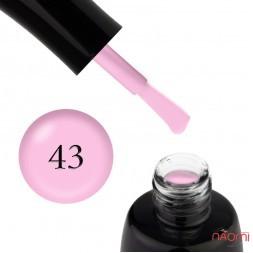 Гель-лак LUXTON 043 розовая сирень, 10 мл