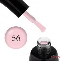 Гель-лак  LUXTON 056 пудрово-рожевий, 10 мл