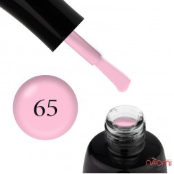 Гель-лак LUXTON 065 дымчато-розовый, 10 мл