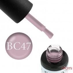 Гель-лак Boho Chic BC 047 пудровый дымчато-розовый, 6 мл