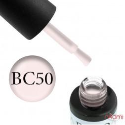 Гель-лак Boho Chic BC 050 молочный с розовым отливом, 6 мл