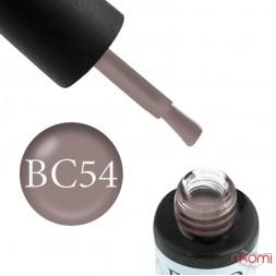 Гель-лак Boho Chic BC 054 какао с молоком, 6 мл