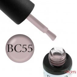 Гель-лак Boho Chic BC 055 дымчатый пудрово-розовый, 6 мл
