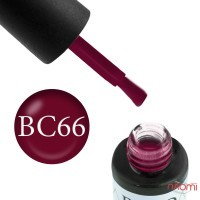 Гель-лак Boho Chic BC 066 винный, 6 мл