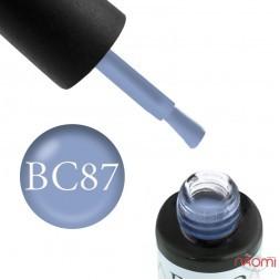 Гель-лак Boho Chic BC 087 голубая сирень, 6 мл