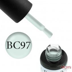 Гель-лак Boho Chic BC 097 молочный мятный, 6 мл