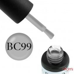 Гель-лак Boho Chic BC 099 холодный серый, 6 мл