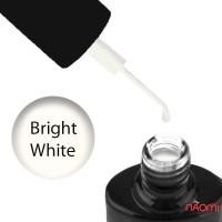 Гель-лак NUB Maybe French? Bright White яркий белый, 11,8 мл