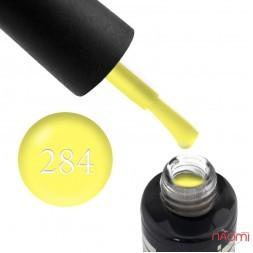Гель-лак Oxxi Professional 284 лимонний, 10 мл