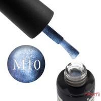Гель-лак Oxxi Professional Moonstone 10 синий, 10 мл