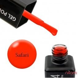 Гель-лак ReformA Safari 941147 неоновий коралово-помаранчевий, 10 мл