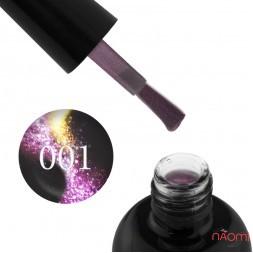 Гель-лак Starlet Professional 5D Cat Eye № 001 розово-фиолетовый блик, 10 мл