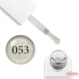 Гель-лак Trendy Nails № 053, 8 мл, цвет белое золото