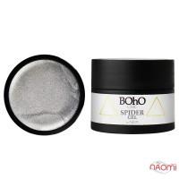Гель Паутинка Boho Chic Spider Gel, цвет серебро, 5 г