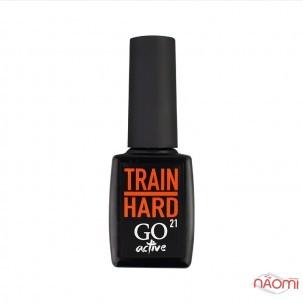 Гель-лак GO Active 021Train Hard оранжево-морквяний, 10 мл
