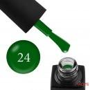 Гель-лак GO Active 024 Never Look Back зеленый, 10 мл, фото 1, 100.00 грн.