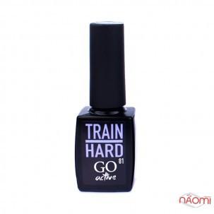 Гель-лак GO Active 081 Train Hard лилово-сиреневый, 10 мл