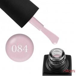 Гель-лак GO Active 084 Never Look Back светло-розовый с шиммерамии перламутром, 10 мл