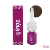 Хна для брів ZOLA Henna 05 Brown, 5 г
