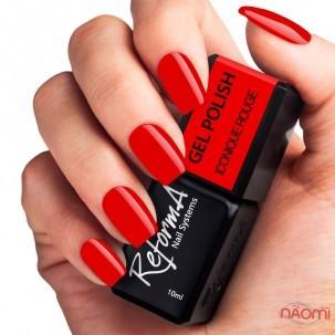 Гель-лак ReformA  Iconique Rouge 941912 яскравий червоний, 10 мл