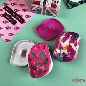 Гребінець Tangle Teezer Compact Styler Cacti Cool
