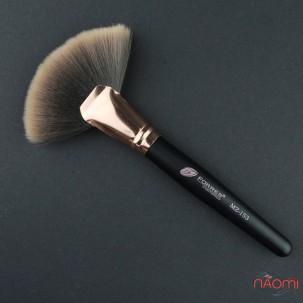 Кисть для макияжа Farres MZ-153, для румян и пудры, искусственный ворс