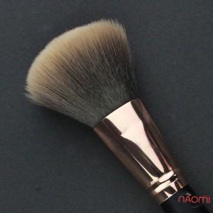 Кисть для макияжа Farres MZ-154, для румян и пудры, искусственный ворс