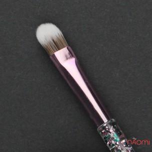 Кисть для макияжа Farres MZ-164, для теней, искусственный ворс