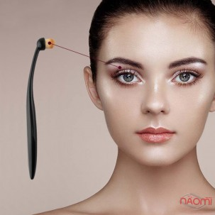 Кисть для макияжа Зубная щетка, для растушевки теней, размер XXS