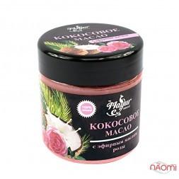 Кокосовое масло для волос и тела Mayur, роза, 140 мл
