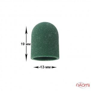 Колпачок для резера Global Fashion з резиновою основою, D13 * 19 мм, абр. 150 кольорів в асортименті, 3 шт.