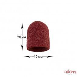 Ковпачок-насадка для фрезера D 13 мм, абразивність 80
