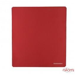 Коврик для маникюра Rainbow Store 29,5х27 см, цвет красный