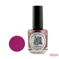Краска для стемпинга EL Corazon - Kaleidoscope с зеркал.№ st-308 Midnight tango/бордовый 15 мл