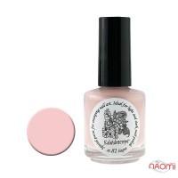 Фарба для стемпінга EL Corazon - Kaleidoscope № st-81 Bisgue/світло-рожевий 15 мл