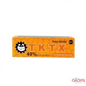 Крем-анестетик для мікроблейдінга і татуажу 40% TKTX, 10 г
