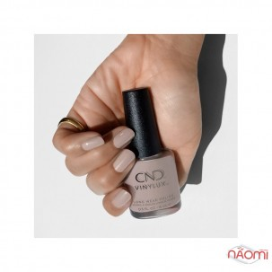 Лак CND Vinylux The Colors of You 375 Change Sparker светло-серый, 15 мл