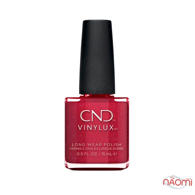Лак CND Vinylux Night Moves 288 Kiss Of Fire, 15 мл, фото 1, 149.00 грн.
