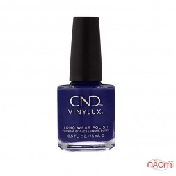 Лак CND Vinylux Wild Earth 282 Blue Moon синий, 15 мл