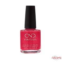 Лак CND Vinylux Wild Earth 283 Element червоний, 15 мл