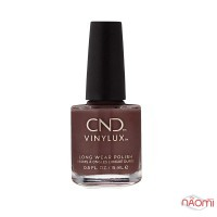 Лак CND Vinylux Wild Earth 287 Arrowhead коричневый, 15 мл