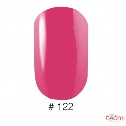 Лак Naomi 122 малиновый, 12 мл