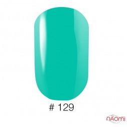 Лак Naomi 129 яркий зеленый, 12 мл