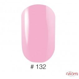 Лак Naomi 132 холодный розовый, 12 мл