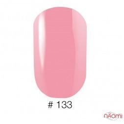 Лак Naomi 133 теплый розовый, 12 мл