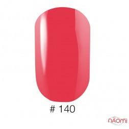 Лак Naomi 140 красный, 12 мл