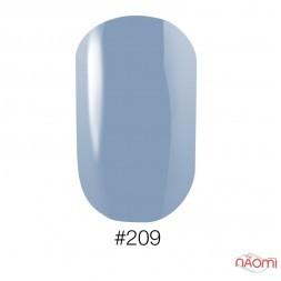 Лак Naomi 209 нежно-голубой, 12 мл