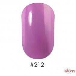 Лак Naomi 212 глубокий сиреневый, 12 мл