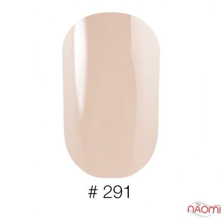 Лак Naomi 291 Secret Beauty абрикосовая карамель полупрозрачный матовый, 12 мл, фото 1, 60.00 грн.